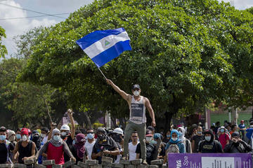 Opositores urgen aplicar la Carta Democrática de la OEA a Nicaragua
