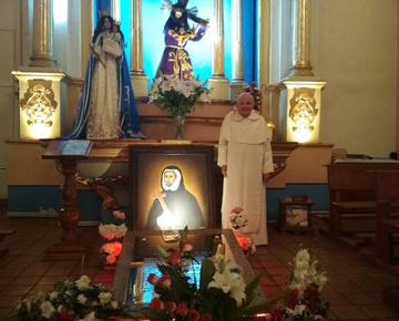Piden ayudar a beatificar a  Fray Vicente Bernedo