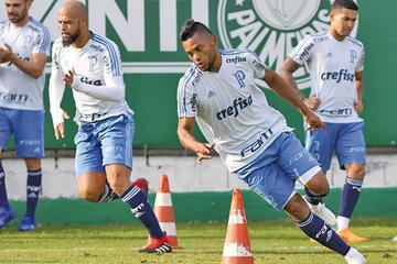 Palmeiras debuta en casa ante el Melgar peruano