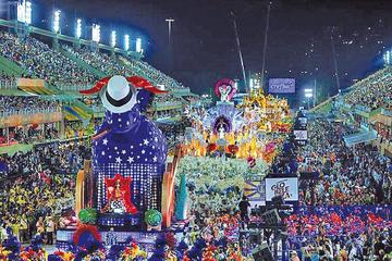 El Carnaval de Río lleva a siete millones de personas a las calles