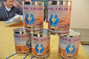 """Lanzan la campaña """"Cuaresma Solidaria"""""""
