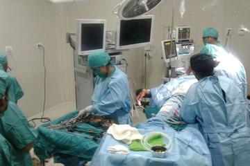 Se incrementa atención de cirugías de urgencias en el Teresa de Calcuta