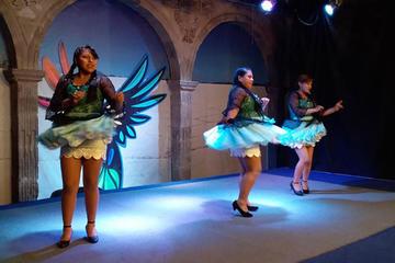 Bolivia participa del concurso internacional de la danza Salay