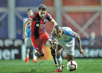 San Lorenzo rompe el maleficio y vence a Junior
