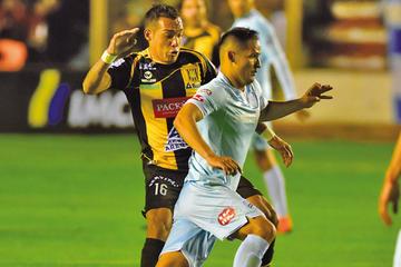 The Strongest y Bolívar se perjudican con un empate