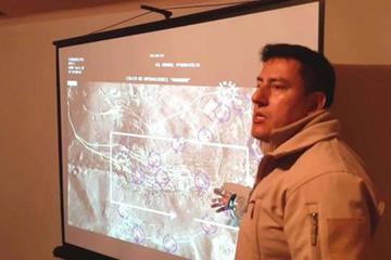 Gobierno afirma que destruirán túneles clandestinos de los jukus