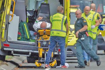 Tiroteos en dos mezquitas dejan 49 fallecidos en Nueva Zelanda