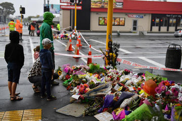 Imputan por asesinato al autor de masacre en Nueva Zelanda