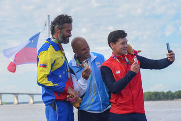 Argentina lidera los Juegos Suramericanos