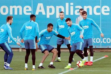"""Barcelona prueba la solidez de su liderato ante Betis en el """"Villamarín"""""""