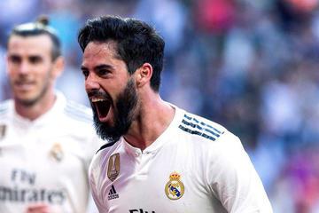 """Real vence a Celta de Vigo en el """"Bernabéu"""""""