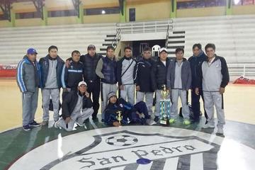 Declaran a siniestrado equipo de Uncía campeón de futsal