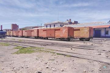 Feriafranquistas definirán apoyo a toma de la estación de trenes