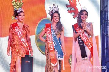 Potosí eligió candidatas al Miss Bolivia de este año