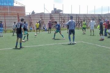 Ferrocarril Palmeiras trabaja enfocado en el campeonato de la AFP