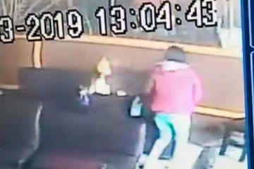 Una joven prendió fuego a la discoteca en que trabaja