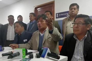 Fiscalía admite denuncia contra la dirigencia de choferes por aportes