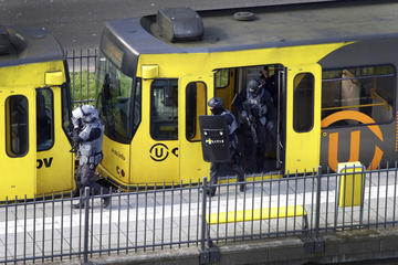 Un tiroteo en Holanda provoca tres fallecidos y cinco heridos