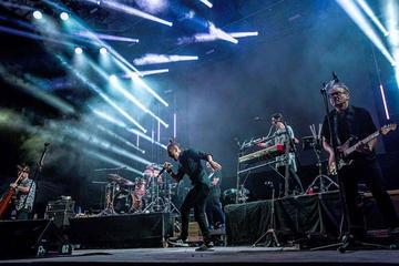 Café Tacvba, Santana y Korn firman cierre de locura en el Vive Latino
