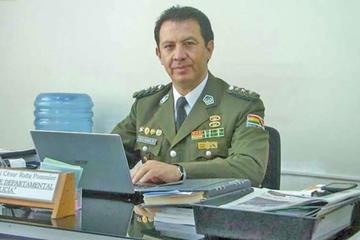 Ordenan cárcel para el coronel Raña implicado en cobros ilícitos