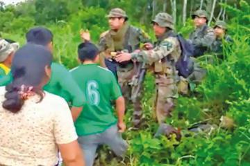 Aprehenden a otros cuatro implicados en la emboscada a Umopar
