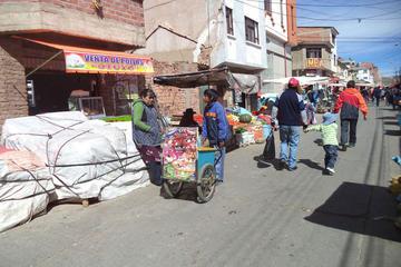 Identifican cuatro zonas con alta criminalidad en la ciudad de Potosí