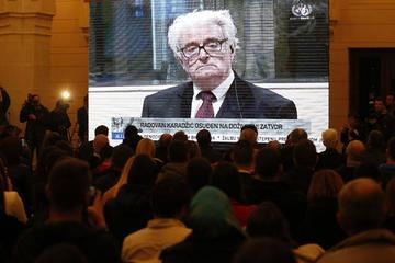 Condenan a cadena perpetua a  criminal de la guerra de Bosnia