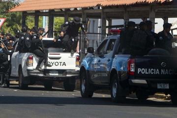 Opositores llaman a protestar y Policía va las calles en Nicaragua
