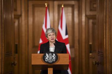 May pide al Parlamento decidir sobre salida británica de la UE