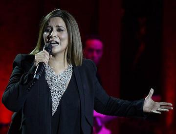 Llega Myriam Hernández para cantarle a Potosí