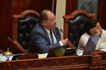 Ministro Romero recibe voto de confianza tras interpelación en la ALP