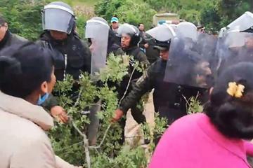El Gobierno rompe compromiso de diálogo e ingresa a Tariquía