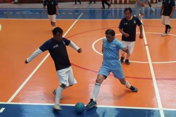 Tercera fecha del campeonato de futsal de la prensa tendrá choques electrizantes