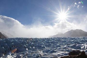 Glaciares corren el riesgo de extinguirse