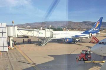 Nave de BoA retorna de emergencia a aeropuerto de Cochabamba