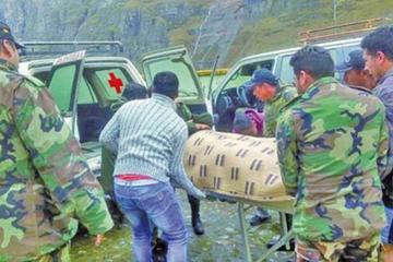 Contrabandistas disparan a un militar del Comando Estratégico Operacional
