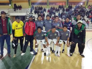 Mariscal Braun se corona campeón del torneo de futsal