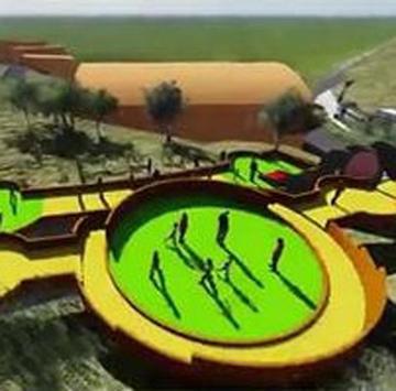 Modificación presupuestaria viabiliza obra de un parque