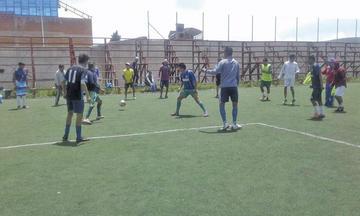 Equipos potosinos ultiman detalles para jugar en el torneo local de la AFP