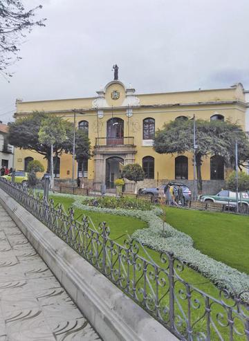Buscan salvar  primera Casa de Moneda con diálogo
