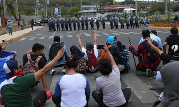 Piden que organismos supervisen liberación de detenidos en Nicaragua