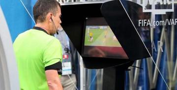 El VAR se acerca al fútbol boliviano