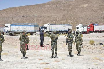 Revelan que en 3 meses 26 militares resultaron heridos en operativos