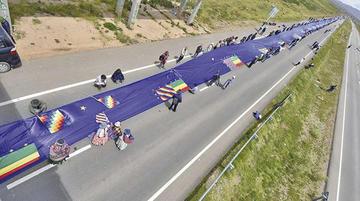 Revelan que campaña del banderazo por el mar demandó Bs 2.6 millones