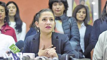 La exministra Campero será embajadora en Cuba