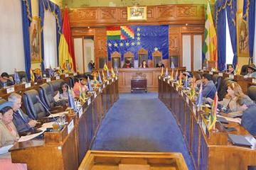 El Senado trata hoy ley para las elecciones del 20 de octubre