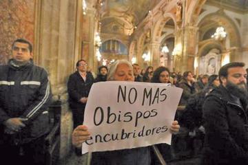 La justicia chilena emite histórico fallo en contra de Iglesia católica