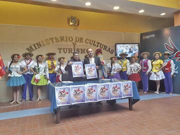 Tarija acoge el festival de danza