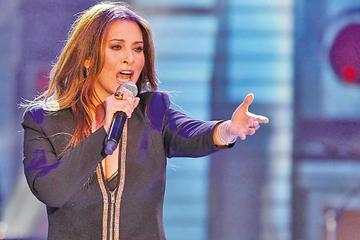 Myriam Hernández actúa el 4 de abril