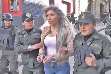 TSJ declara inadmisible el recurso presentado por Gabriela Zapata